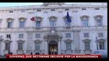 10/01/2011 - Governo, settimane decisive