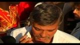 Sudan, Clooney: sono ottimista anche se temo guerra civile