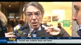 Inter, l'intervista a Moratti