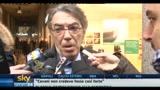 Inter, l'intervista a Moratti