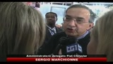 Fiat, Marchionne: quota in Chrysler passa al 25%