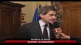 10/01/2011 - Roma, sindaco Alemanno scioglie giunta