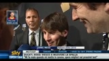 11/01/2011 - Intervista a Messi, il Pallone d'oro 2010