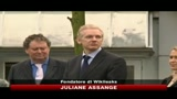 Wikileaks, Assange pi file online nei prossimi gioni