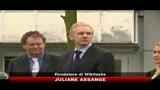 Wikileaks, Assange più file online nei prossimi gioni
