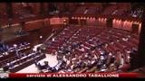 11/01/2011 - Federalismo, Calderoli incontra opposizioni