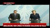 Fiat, Berlusconi: positivo accordo su Mirafiori