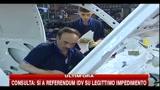 La produzione industriale in Italia torna a salire