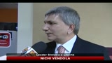 12/01/2011 - Referendum Mirafiori, le parole di Vendola e Cota