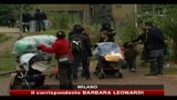 Milano, decine di bimbi Rom dormono per strada di notte