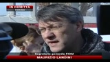 13/01/2011 - Referendum, Landini: non chiedo a nessuno di fare l'eroe