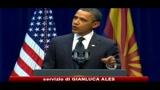 Strage Tuscson, appello di Obama all'America