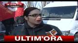 13/01/2011 - Fiat, i lavoratori sul referendum Mirafiori