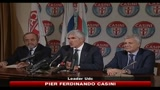13/01/2011 - Legittimo impedimento, Casini: con proposte UDC sarebbe passato