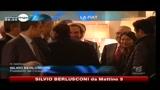 Fiat, Berlusconi: stiamo con Marchionne