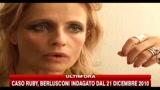 Isabella Ferrari ed Ennio Fantastichini in teatro con Il catalogo