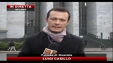 14/01/2011 - Ruby, Berlusconi indagato per concussione e prostituzione