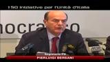 Caso Ruby, Bersani: Belusconi è un premier in fuga