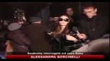 14/01/2011 - Caso Ruby, Alessandra Sorcinelli: stimo Silvio Berlusconi
