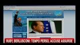 14/01/2011 - Caso Ruby, Berlusconi: Tempo perso, accuse assurde