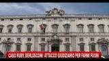 15/01/2011 - Caso Ruby, Berlusconi: Reato inventato per farmi fuori