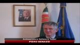 Tunisia, ambasciatore Benassi: inviato latte per circo Bellucci