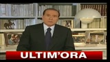 16/01/2011 - Caso Ruby, il comunicato di Silvio Berlusconi