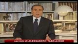 17/01/2011 - Ruby, Berlusconi: senza fondamento accuse a Fede, Mora e Minetti