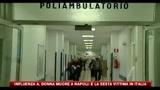 Influenza A, donna muore a Napoli: è la sesta vittima in Italia
