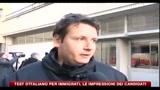 Test d'italiano per immigrati, le impressioni dei candidati