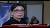 17/01/2011 - Toto-fidanzata, le dichiarazioni di Nicole Minetti