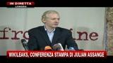 1 - Conferenza Wikileaks, Assange: tutti i giorni operazioni illecite in isole Cayman