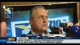 17/01/2011 - Lazio, Lotito: Sculli? Forse...