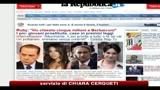 Caso Berlusconi-Ruby, le intercettazioni dei party ad Arcore