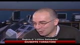 Giuseppe Tornatore omaggia Goffredo Lombardi