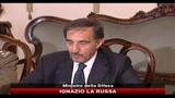 18/01/2011 - Alpino morto, La Russa: ucciso da terrorista in divisa