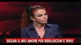 3 -  Relazione Berlusconi, Began: io sono vicina al Presidente