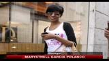 5- Marysthell Garcia Polanco in collegamento