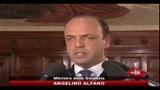 19/01/2011 - Alfano: assurdo che Fini chieda le dimissioni di Berlusconi