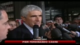 19/01/2011 - Caso Ruby, le opinioni di Fini e Casini