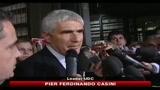 20/01/2011 - Situazione politica, parlano Casini, Bersani e Fini