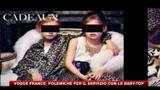 Vogue France, polemiche per il servizio con le Baby-Top