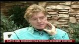 Parte oggi Sundance Film Festival di Rober Redford
