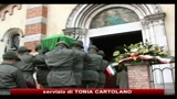 Morte Luca Sanna, la camera ardente al Celio