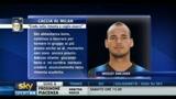 Inter, Sneijder: credo nella rimonta e voglio esserci