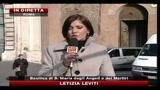 21/01/2011 - Funerali Sanna, conclusa la celebrazione