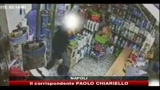 Napoli, videocamere aiutano l'arresto del rapinatore