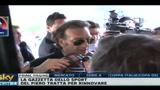 21/01/2011 - Cagliari, Cellino parla del caso Marchetti