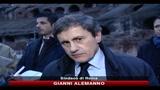21/01/2011 - Alemanno: niente F1 a Roma, ora tutti insieme per i Giochi 2020