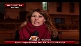 21/01/2011 - Ruby, interrogatorio fiume per Nadia Macrì